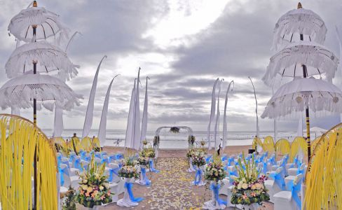 Beach Sandy Wedding 2