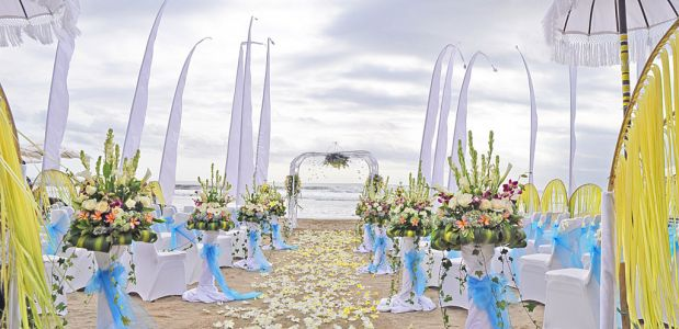 Beach Sandy Wedding 3